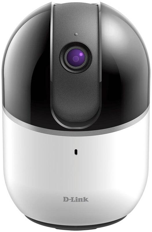 D-Link - Câmera Vigilância D-Link DCS-8515LH HD 720p Pan Tilt Wi-Fi