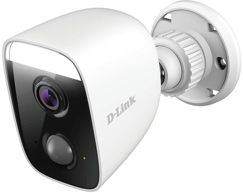 Câmera Vigilância D-Link DCS-8627LH FHD Cloud WIFI AI Spotlight