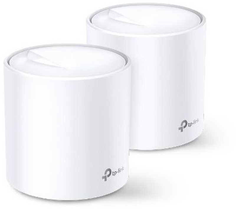 TP-Link - Router TP-Link AX1800 Whole-Home WIFI System Deco X20 (2 Pack)
