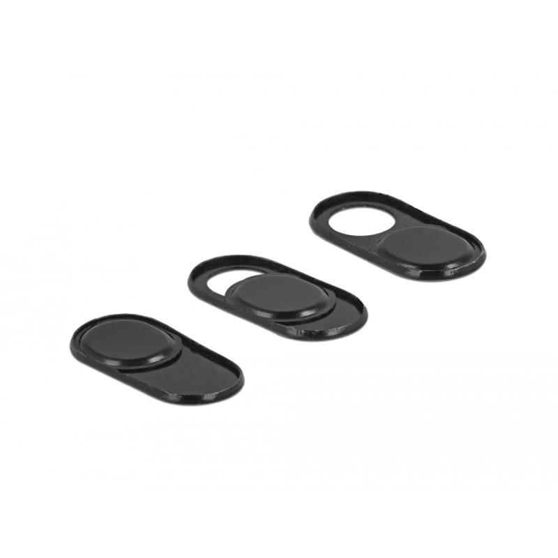 Tampa Webcam para Portatil / Smartphone / Tablet -Pack 3