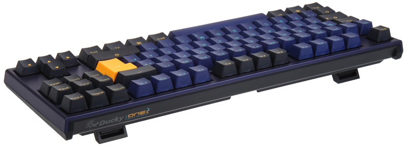 Ducky - Teclado Ducky One 2 Horizon TKL MX Brown PBT Double Shot - Mecânico (PT)