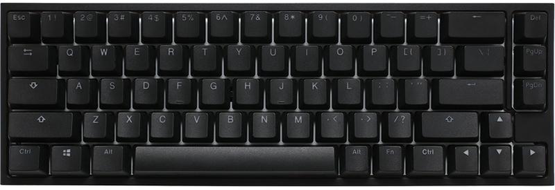 Ducky - Teclado Ducky ONE 2 SF 65% MX Brown RGB, ABS - Mecânico (ES)