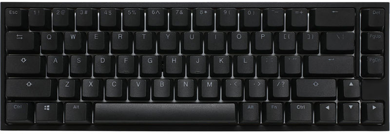 Ducky - Teclado Ducky ONE 2 SF 65% MX Red RGB, ABS - Mecânico (ES)