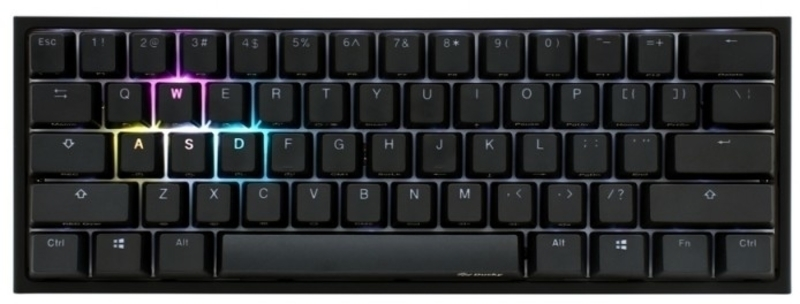 Ducky - Teclado Ducky ONE 2 Mini MX Red RGB, ABS - Mecânico (ES) V2