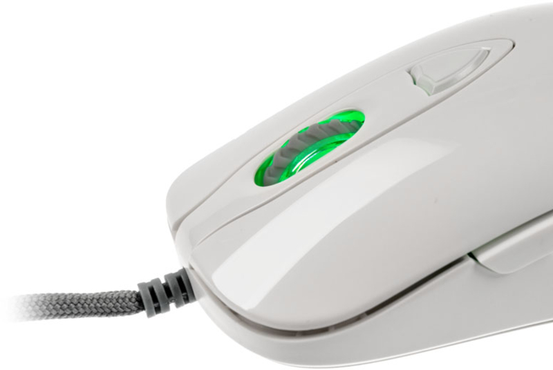 Dream Machines - Rato Gamer Dream Machines DM1 FPS Branco Pérola 16.000DPI RGB