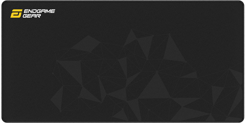 Tapete EndGame Gear MPJ-890 Stealth Black  890x450x3mm