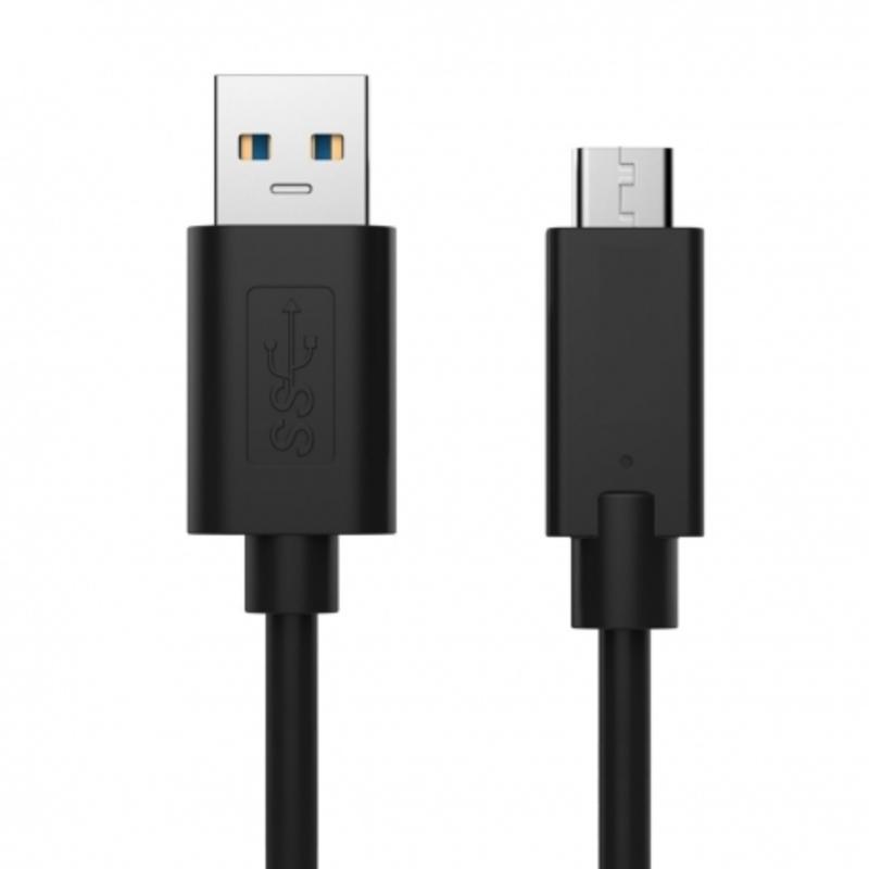 Ewent - Cabo USB 3.1 Gen 1 Ewent Tipo A > C Macho/Macho 1 Metro Preto