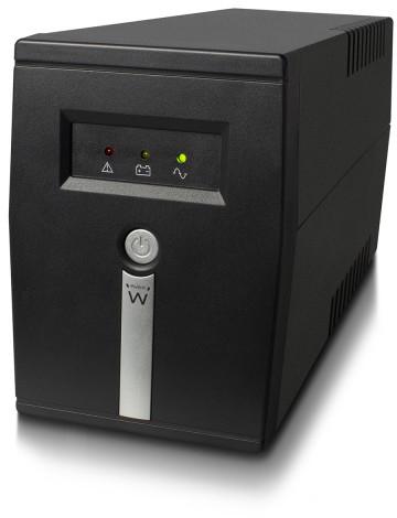 UPS Ewent 600VA 1 Porta Schuko + 1 Porta C13