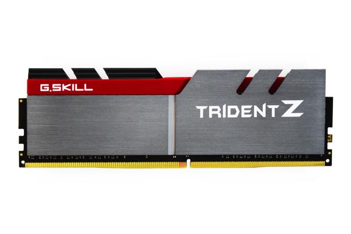 G.Skill - G.Skill Kit 16GB (2 X 8GB) DDR4 3200MHz Trident Z Red CL16