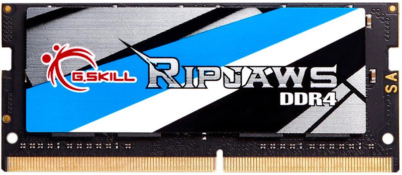 G.Skill SO-DIMM 16GB DDR4 3200MHz Ripjaws CL18