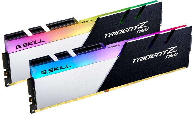 G.Skill Kit 16GB (2 X 8GB) DDR4 3600MHz Trident Z Neo RGB CL18