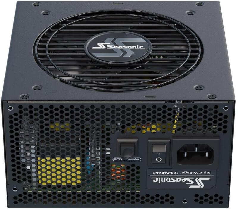 Seasonic - Fonte Modular Seasonic Focus GX-550W 80+ Gold