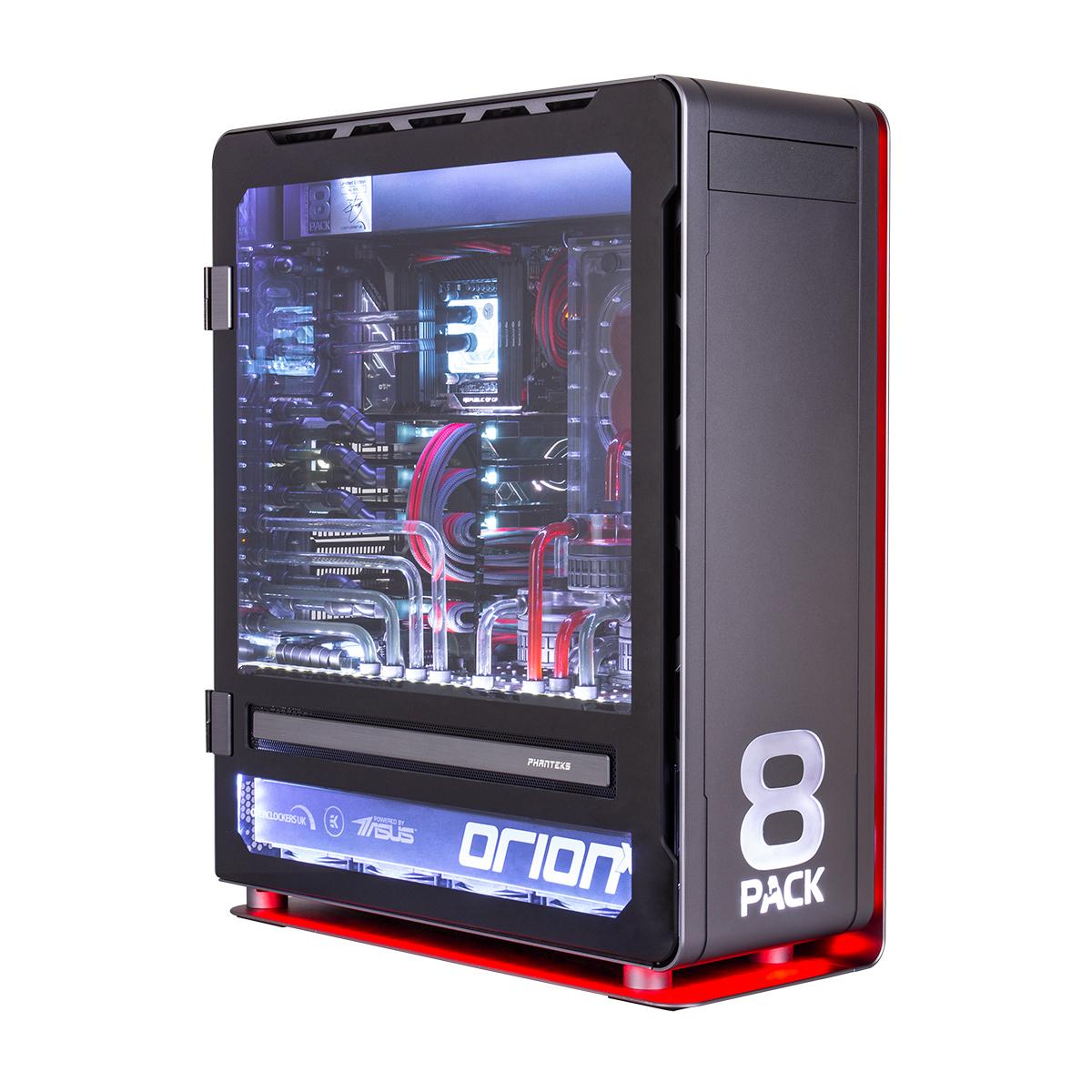 Computador 8Pack OrionX2 Dual System