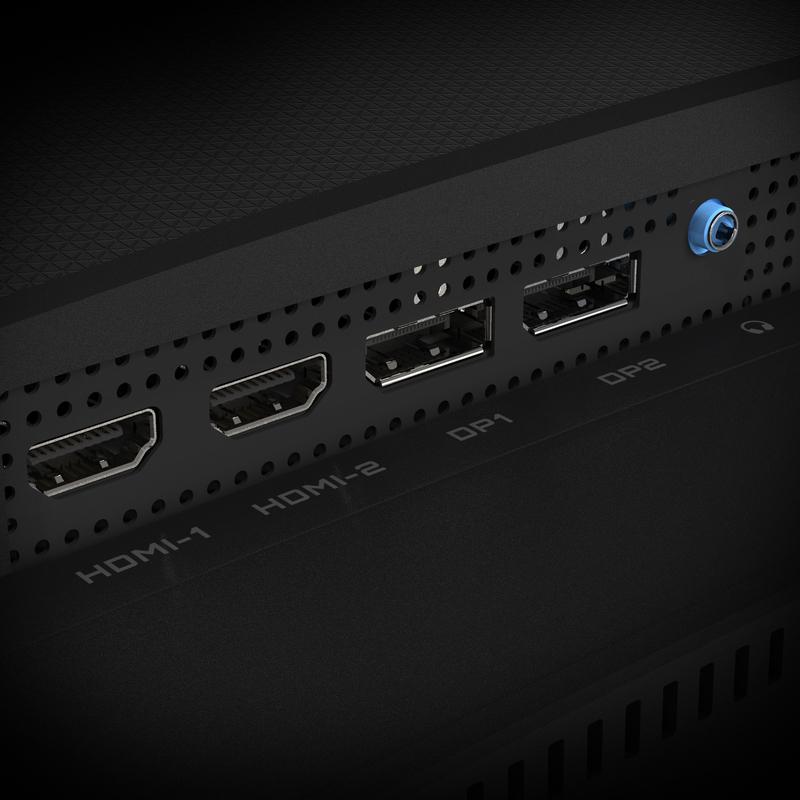 "Gigabyte - Monitor Gigabyte 34"" G34WQC QHD Curvo 144Hz 1ms"