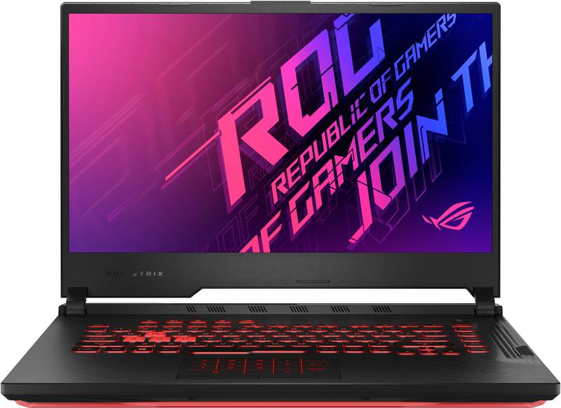 "Portátil Asus ROG Strix G15 15.6"" i5 8GB 512GB GTX 1650 TI 144Hz RGB"