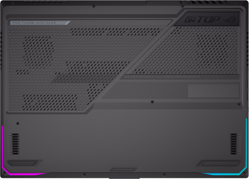 "Asus - Portátil Asus ROG Strix G17 17.3"" G713QM R7 16GB 1TB RTX 3060 144Hz W10"