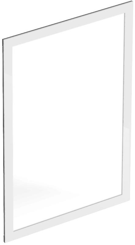 Ssupd - Painel Lateral ssupd Meshlicious Vidro Temperado Branco