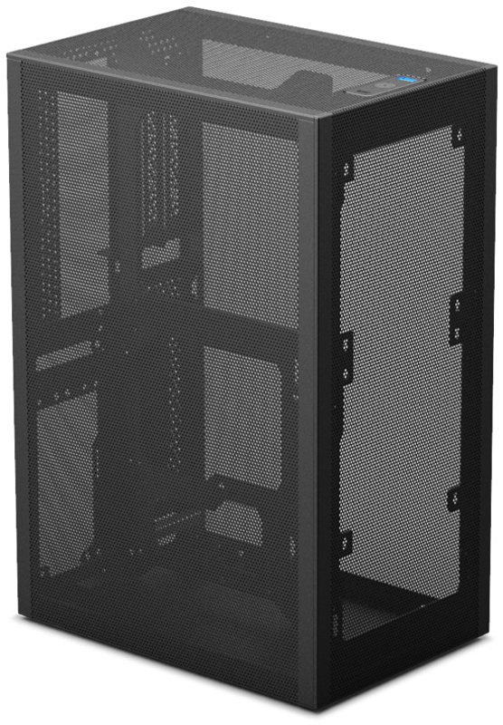 Ssupd - Painel Lateral ssupd Meshlicious Mesh Preto