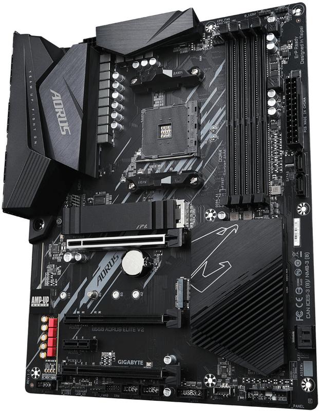 Gigabyte - Motherboard Gigabyte B550 Aorus Elite V2 Rev.1