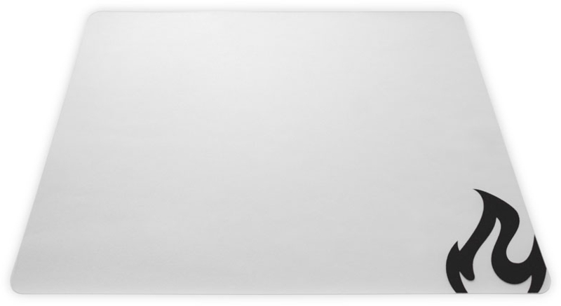 Nitro Concepts - Tapetes em PET Nitro Concepts 118cm x 88cm Transparente/Preto