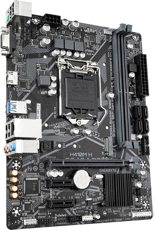 Gigabyte - ** B Grade ** Motherboard Gigabyte H410M H