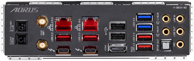 Gigabyte - Motherboard Gigabyte Z490 Aorus Xtreme