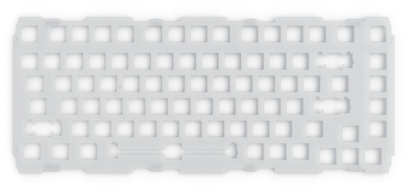 Glorious PC GR - Cobertura Glorious para GMMK Pro 75% Policarbonato