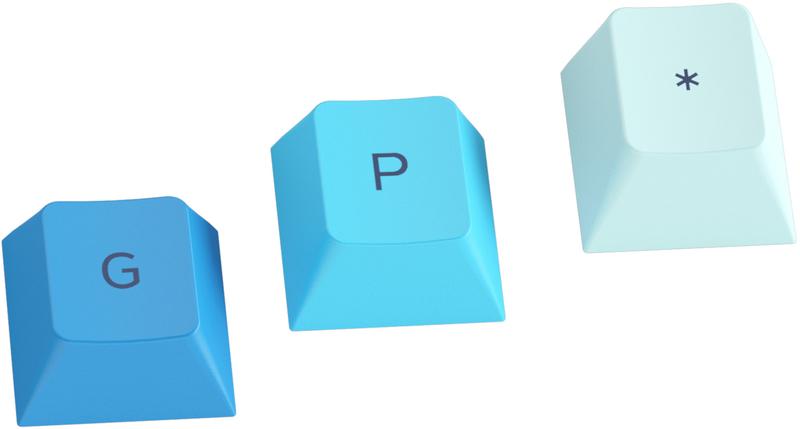 Glorious PC GR - Key Caps Glorious PBT Caribbean Ocean (US ANSI)