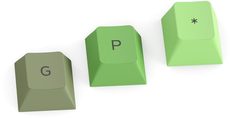 Glorious PC GR - Key Caps Glorious PBT Olive (US ANSI)