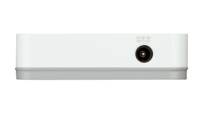 D-Link - Switch D-Link GO-SW-8G 8 Portas Gigabit