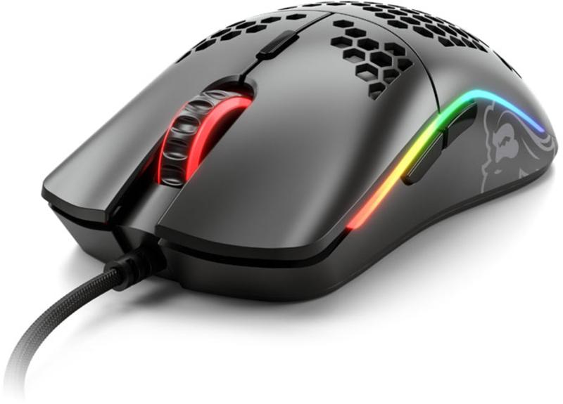 Glorious PC GR - Rato Glorious PC Gaming Race Model O- Preto