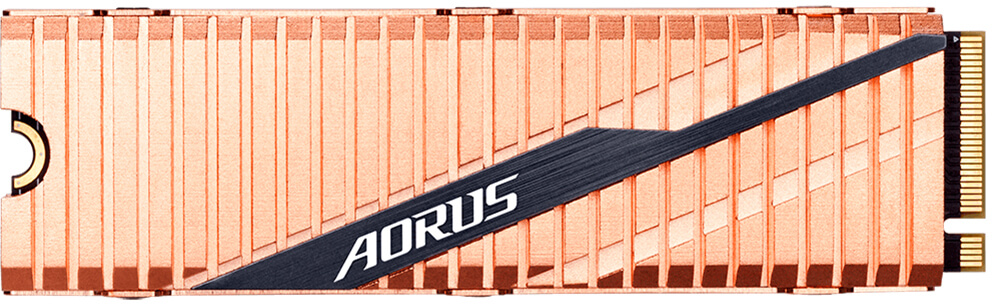 Disco SSD Gigabyte Aorus 2TB Gen4 M.2 NVMe