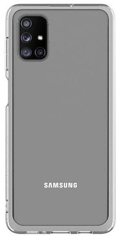 Capa Samsung Protective para Galaxy M51 Transparente