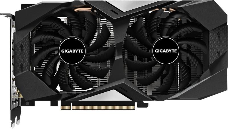 Gigabyte - Gráfica Gigabyte GeForce® RTX 2060 OC V2 6GB GD6
