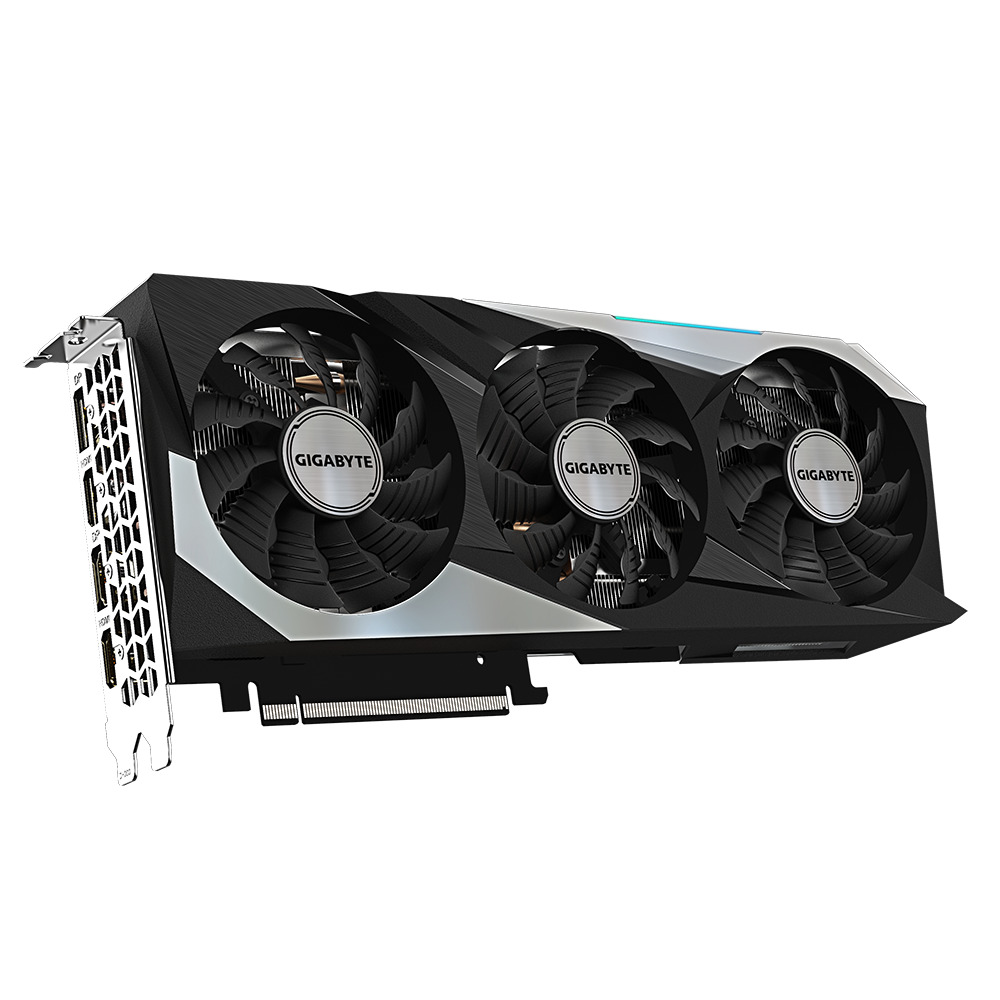 Gigabyte - Gráfica Gigabyte GeForce® RTX 3070 Gaming OC 8GB GD6