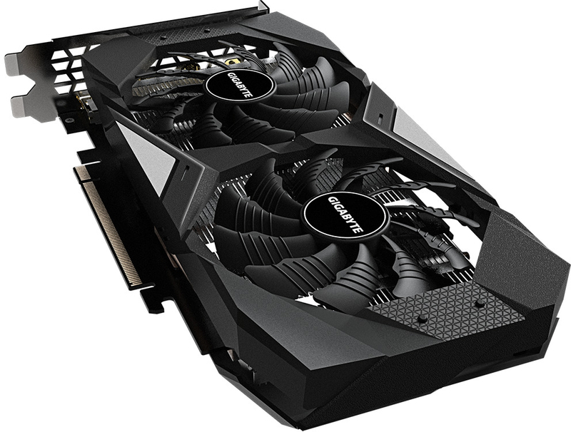 Gigabyte - Gráfica Gigabyte GeForce® RTX 2060 D6 Rev 2.0 6GB GD6