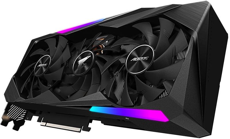 Gigabyte - Gráfica Gigabyte GeForce® RTX 3070 Aorus Master 8GB GD6