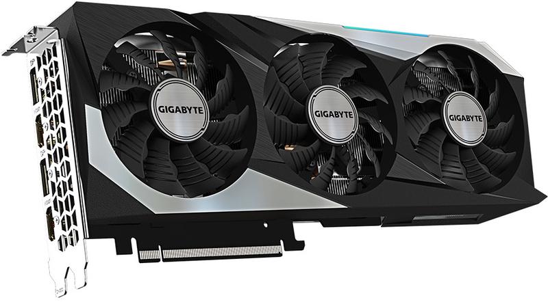 Gigabyte - Gráfica Gigabyte GeForce® RTX 3070 Gaming OC Rev.2 LHR 8GB GD6