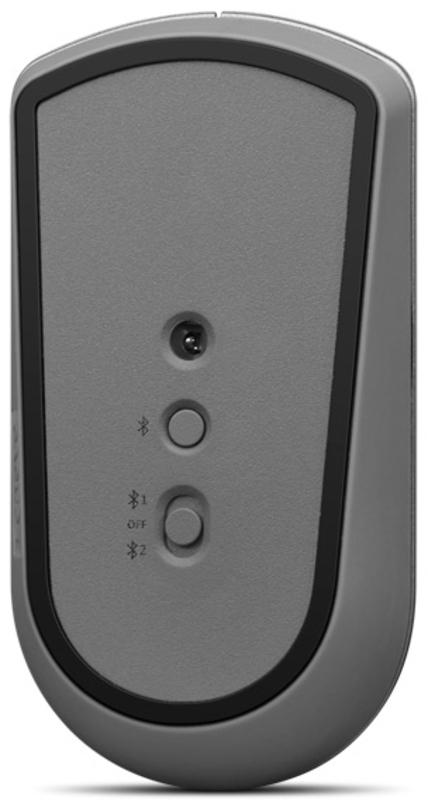 Lenovo - Rato Lenovo 600 Bluetooth Silent Black