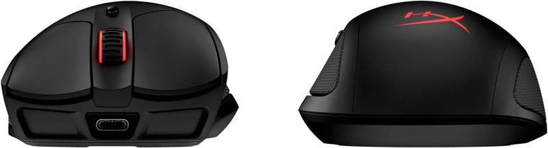 HyperX - Rato HyperX Pulsefire Dart RGB Wireless Gaming