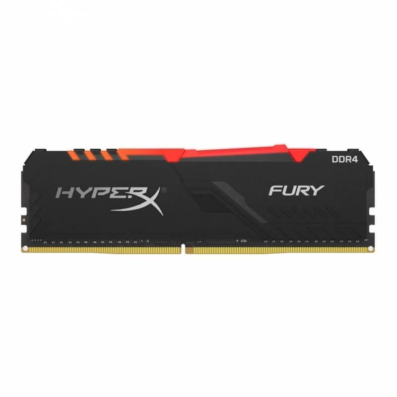 HyperX 16GB DDR4 3000MHz Fury RGB CL15