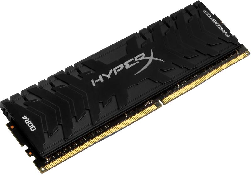 HyperX - HyperX 16GB DDR4 3600MHz Predator Black CL17