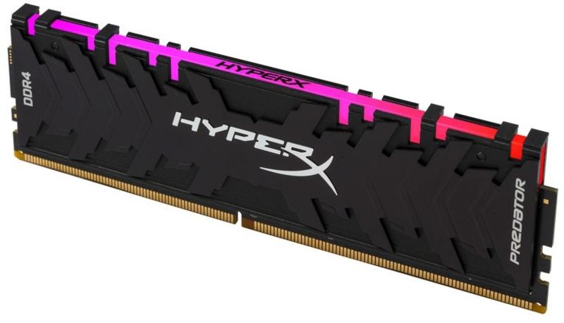 HyperX - HyperX 8GB DDR4 4000MHz Predator RGB CL19