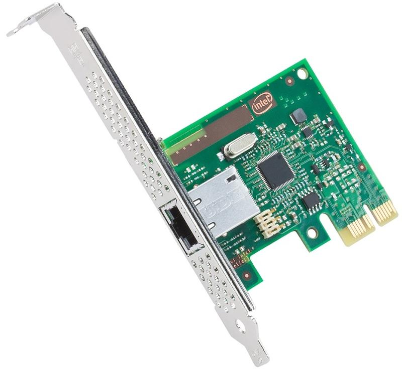 Placa de Rede Intel Server I210-T1 PCI-e