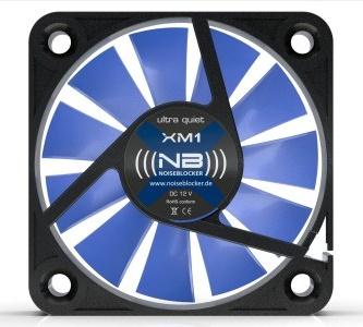 Ventoinha Noiseblocker BlackSilent XM-1 40mm