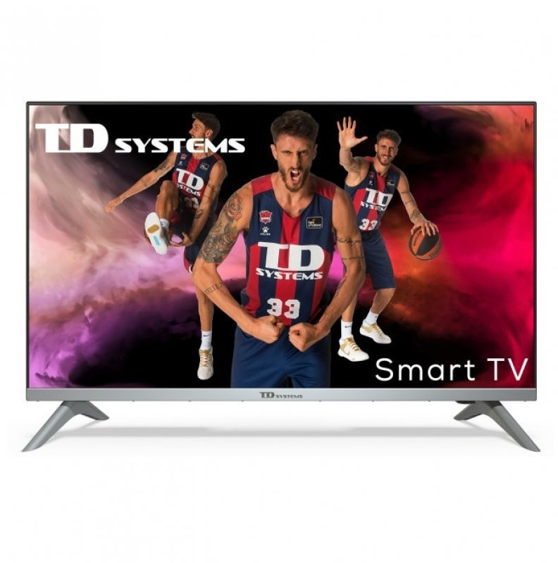 "Televisor TD Systems 32"" K32DLJ12HS Smart TV LED HD"