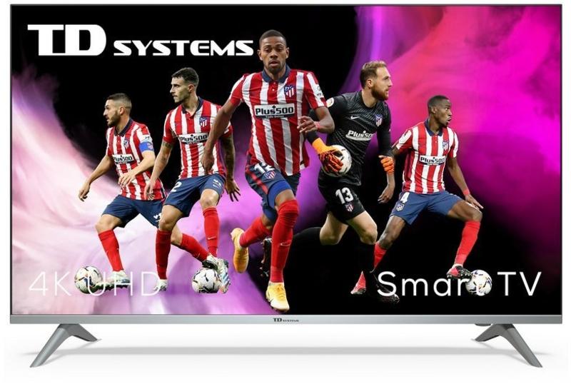 "Televisor TD Systems 43"" K43DLJ12US SmarTV 4K"
