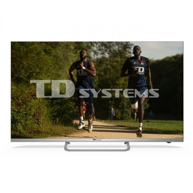 "Televisor TD Systems 50"" K50DLX11US SmarTV 4K UHD Android"