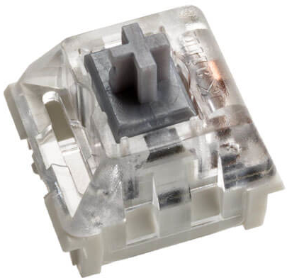Glorious PC GR - Pack 120 Switches Kailh Speed Silver para Glorious PC Gaming Race GMMK