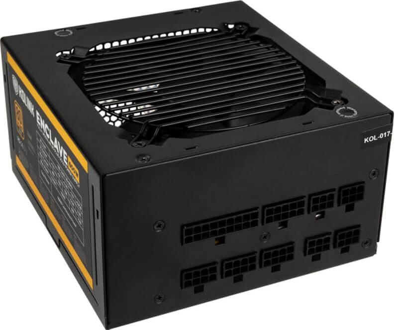 Kolink - Fonte Modular Kolink Enclave 600W 80+ Gold